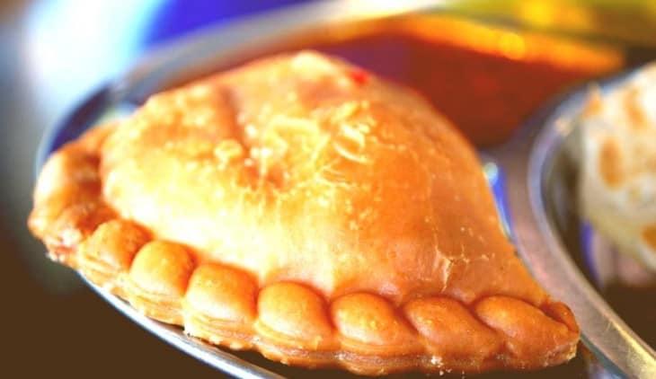 Karipap chicken