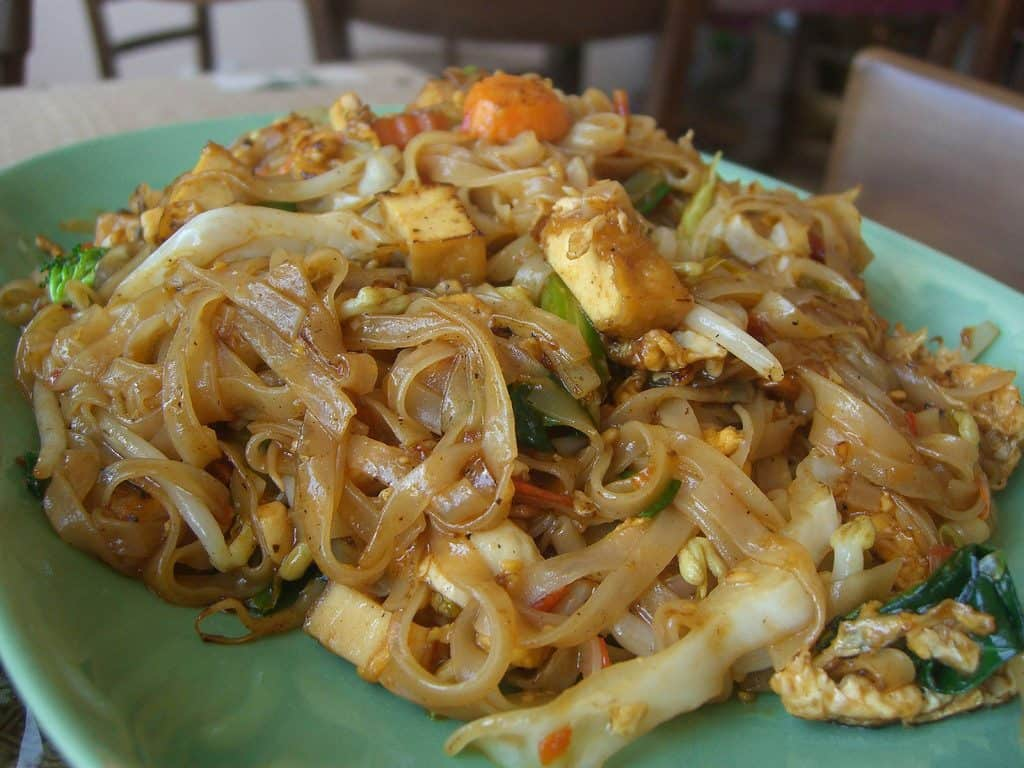 Pad Thai - Taste Of Thailand