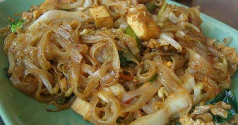 Pad Thai – Taste Of Thailand From The Streets Of Bangkok