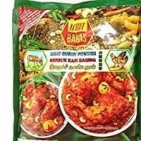 Meat Curry Powder (Serbuk Kari Daging) - 8.8oz (Pack of 2)