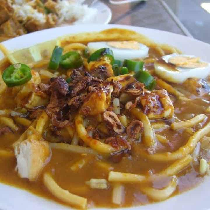 Mee Rebus - Malay Noodles