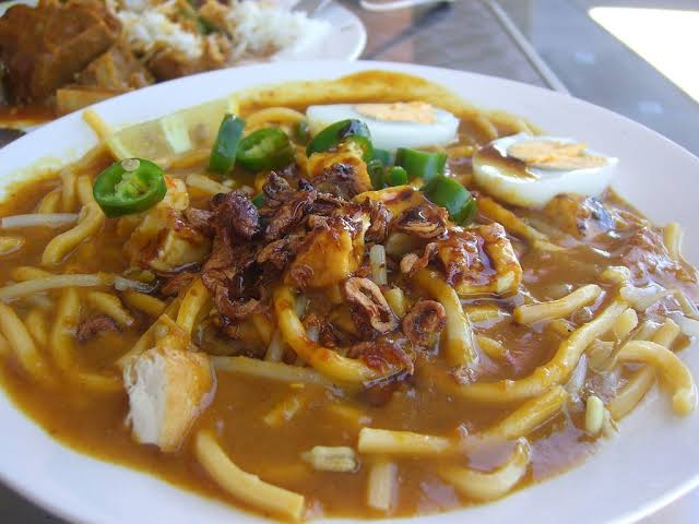 Mee Rebus – Malay Noodles