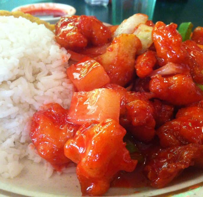 Simply Superb Sweet and Sour Chicken Recipe.