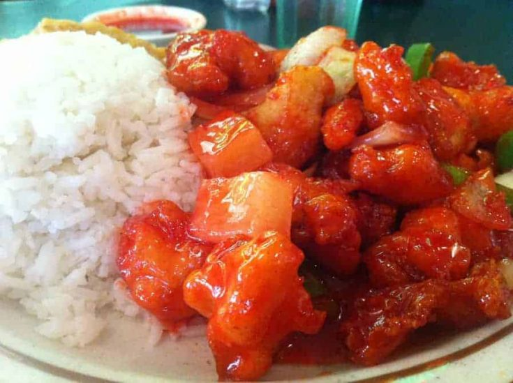 Superb Sweet And Sour Chicken
