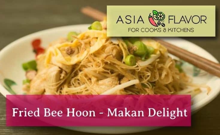 fried bee hoon